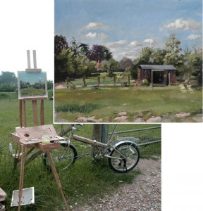 painting of Cookham