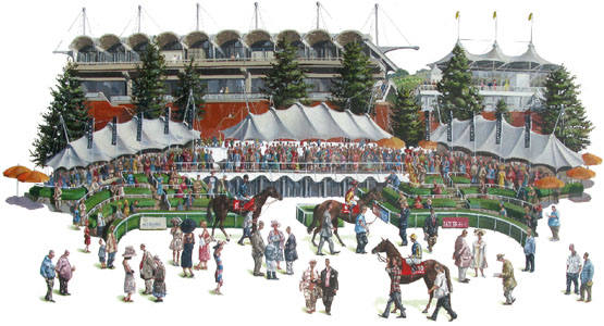 Final Goodwood Painting