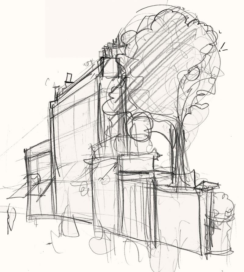 Drawing Portobello