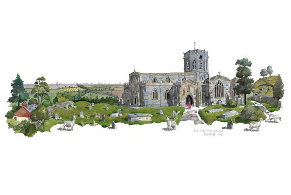 giclee north curry church