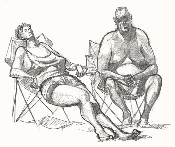 Bathers blog