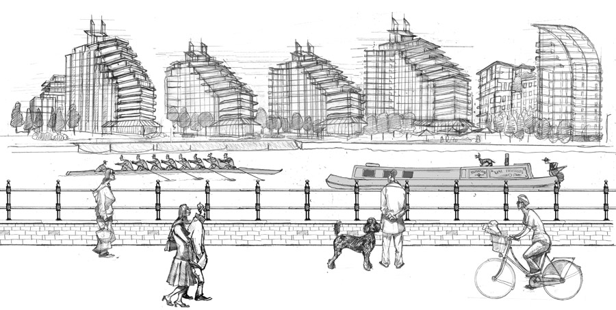 Battersea Drawing blog
