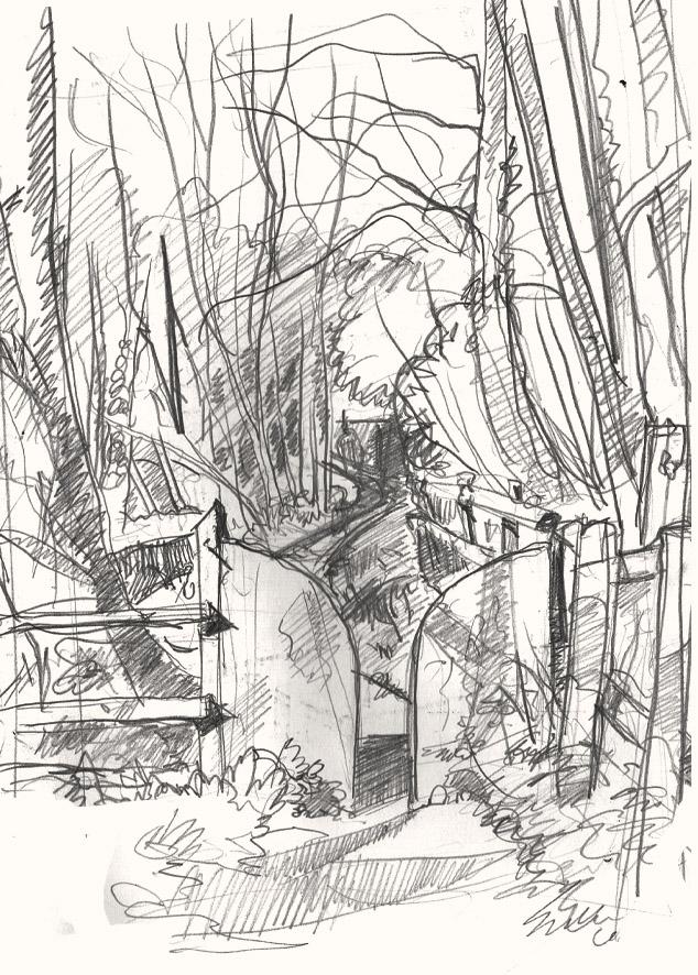 Sty Pilton drawing
