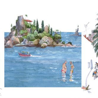 paintings of Sicily 1