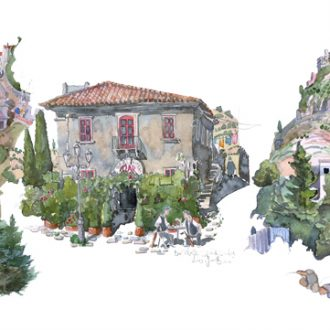 paintings of Sicily 2