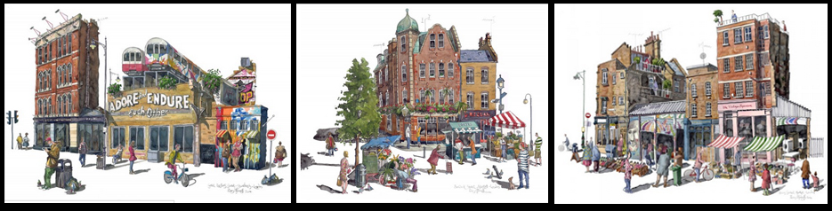 London paintings to buy