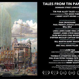 Tin pan Alley film poster