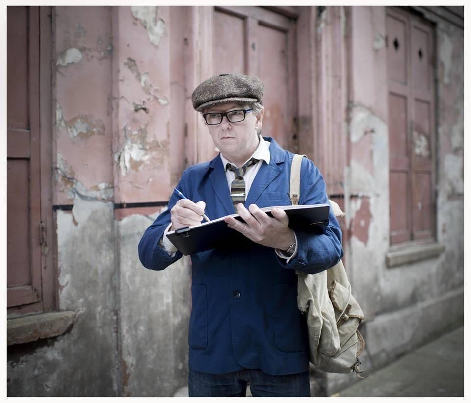 A photo of Liam O'Farrell