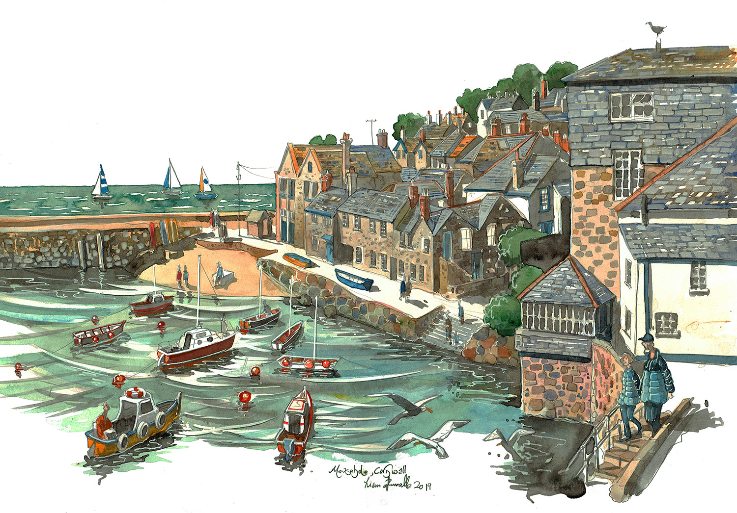 The New Craftsman Gallery | St. Ives | Cornwall | Gallery