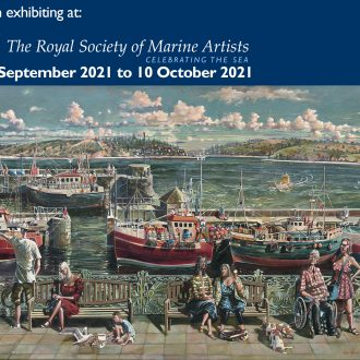 Padstow Royal Society of Marine Artists Annual Exhibition 2021